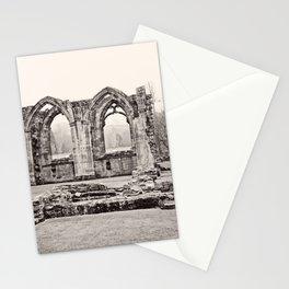 Melrose Abbey Stationery Cards