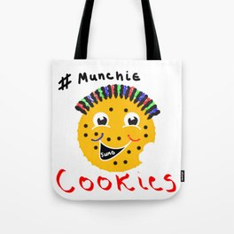 #munchies series Tote Bag