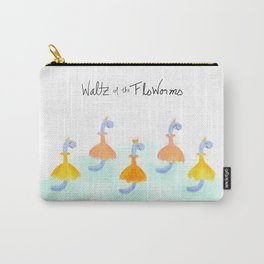 Waltz of the FloWorms Carry-All Pouch