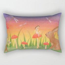 Apology Rectangular Pillow