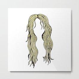 olive beauty yyc Metal Print