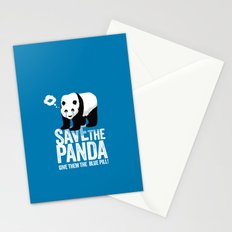 Save the Panda Stationery Cards