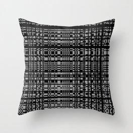 block chain Throw Pillow
