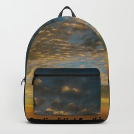 Viewing the Sunset Backpack