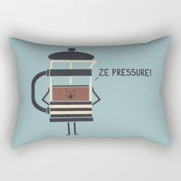 French Press Rectangular Pillow