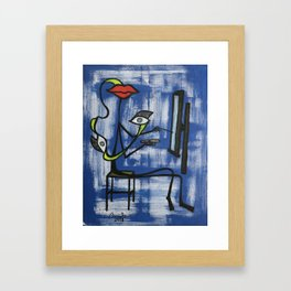 The Hobby Art Framed Art Print