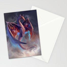 Celestial Dragon Stationery Cards