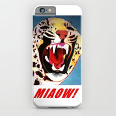 Big Cat Miaow! #2 iPhone 6s Slim Case