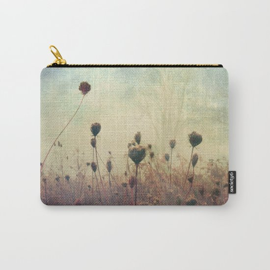 Her Mind Wandered in Beautiful Worlds Carry-All Pouch