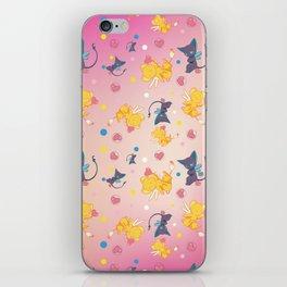 Spinell & Kerochan Pattern iPhone Skin