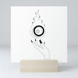 Roller majik Mini Art Print