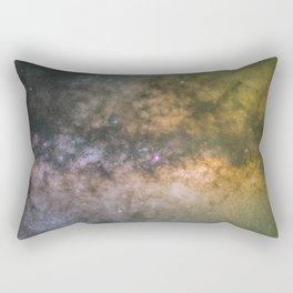 Night Sky And Stars Rectangular Pillow