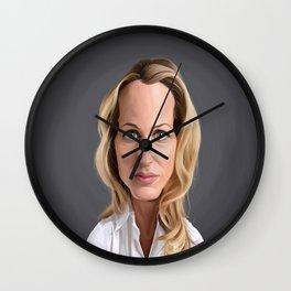 Gillian Anderson Wall Clock