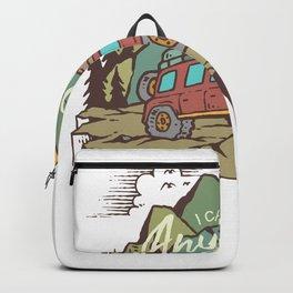 I Can Go Anywhere Backpack