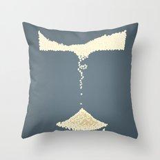 Alphabet T Throw Pillow