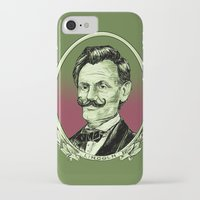 lincoln iPhone & iPod Cases featuring Lincoln by Esteban Ruiz