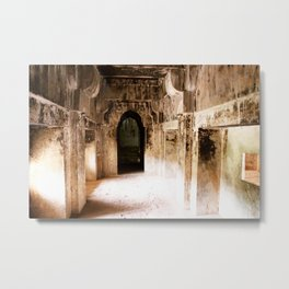 Light in the past Metal Print