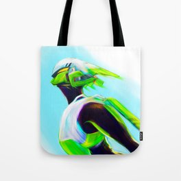 Touch the sky... Tote Bag