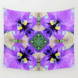 Parma Violet Wall Tapestry