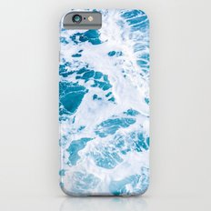Perfect Ocean Sea Waves Slim Case iPhone 6s