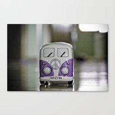 Purplewagen Canvas Print