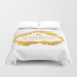 Hufflepuff Duvet Cover