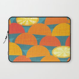 Squeeze Me.Teal Laptop Sleeve