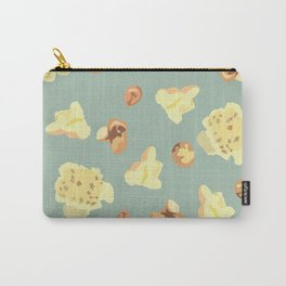Green Popcorn Carry-All Pouch