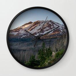 Mt Adams Wall Clock