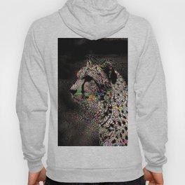 Abstract Animal - Cheetah Hoody