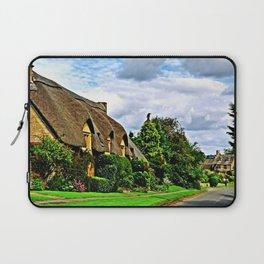Picturesque Chipping Campden Laptop Sleeve