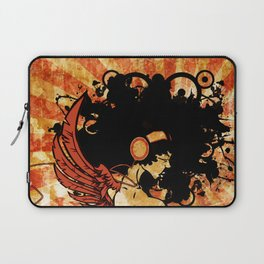 Rebel Lady Laptop Sleeve