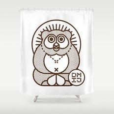 TANUKI Shower Curtain