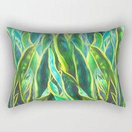 Sansevieria Rectangular Pillow