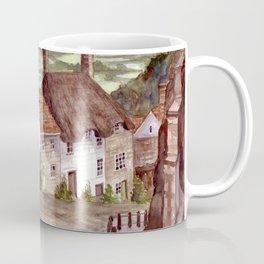 Golden Hill, Shaftesbury Coffee Mug