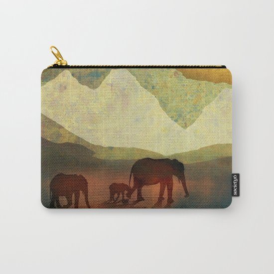 In Search of Water Carry-All Pouch