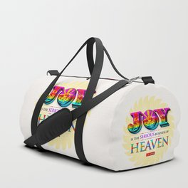 Serious Joy Duffle Bag
