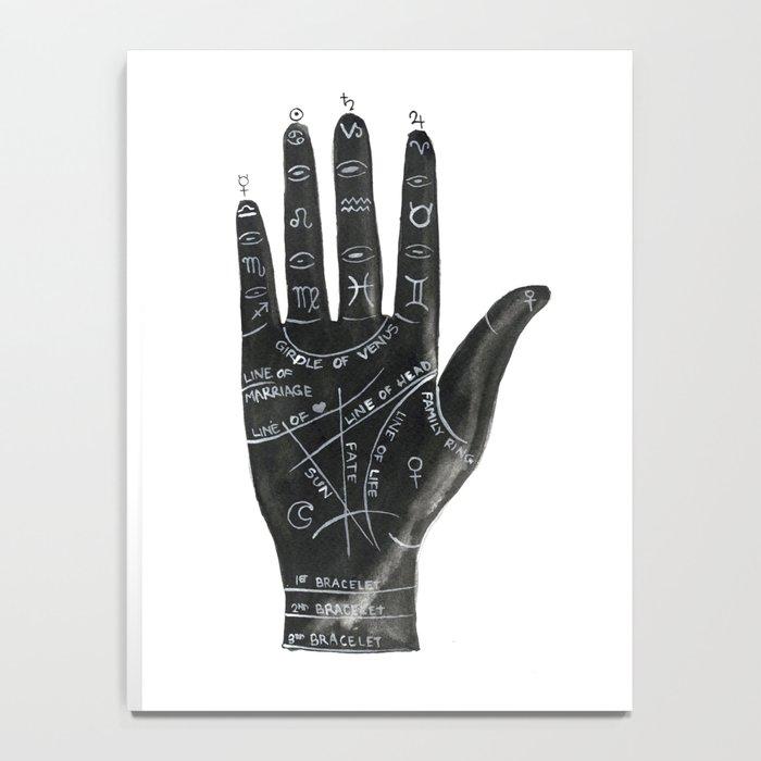 Palmistry no.1 Notebook