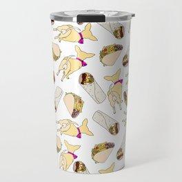 Fast Food Dog Butt Travel Mug