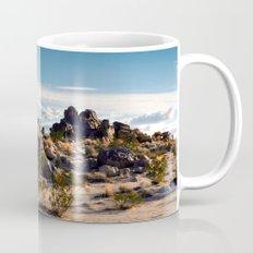 Desert Rocks Mug