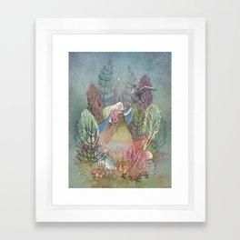 Mielikki Framed Art Print