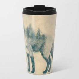 Fox and Forest - Shrinking Forest Travel Mug