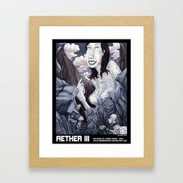 AETHER III Framed Art Print