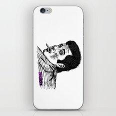 Danny Zuko iPhone & iPod Skin