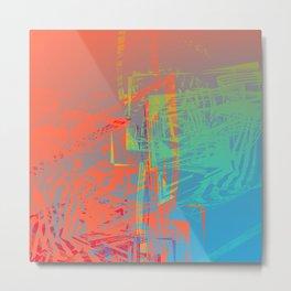 32218 Metal Print