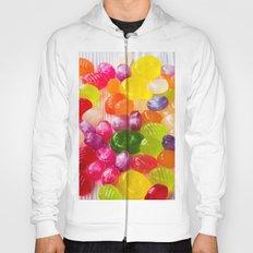 Colorful Sweet Candies Hoody
