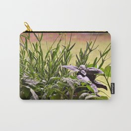 Herbal Garden Delight Carry-All Pouch