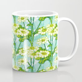 Just A Few Feverfew Coffee Mug