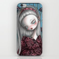 Flower Fans iPhone & iPod Skin