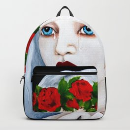 Wednesday's Child Backpack